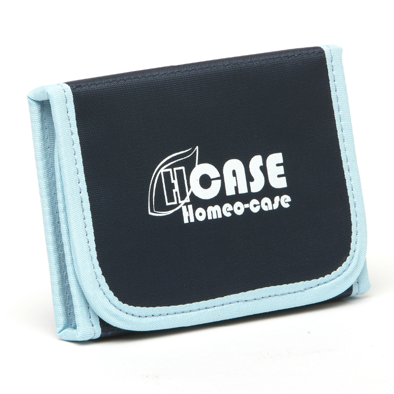 Estuche Homeocase 10 u de color