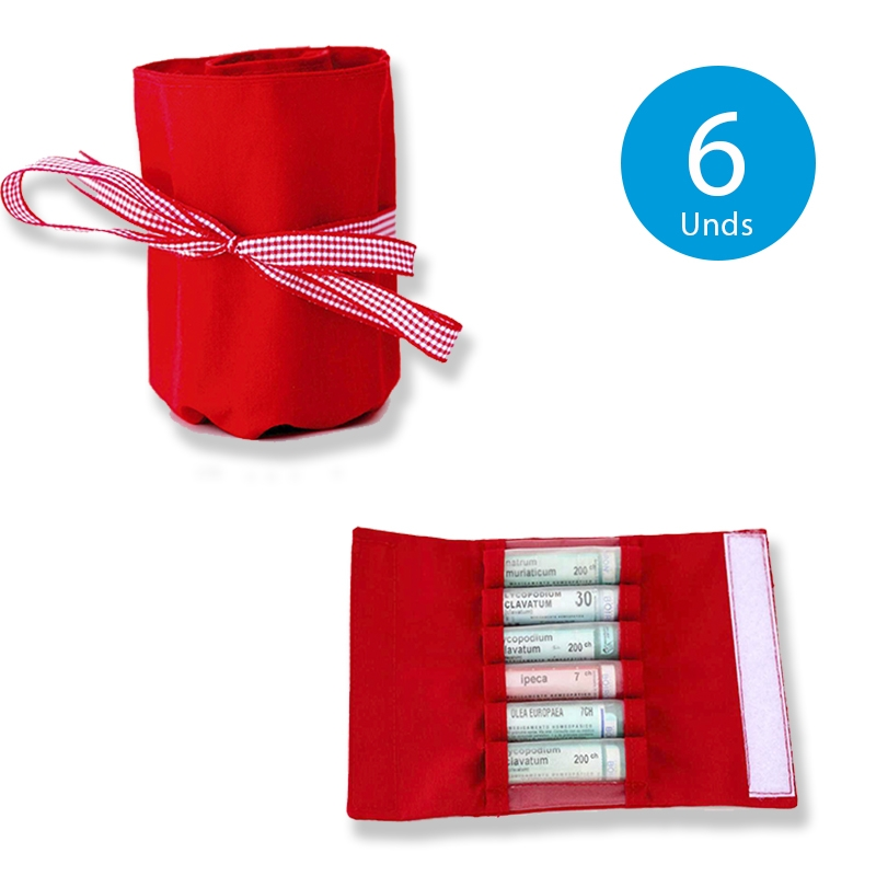 Estuche Pocket 6 unds