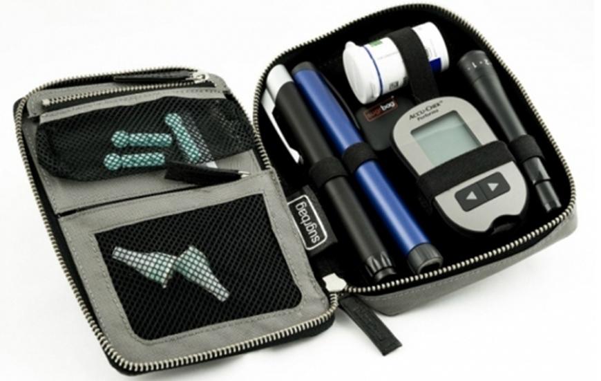 Estuches para diabetes